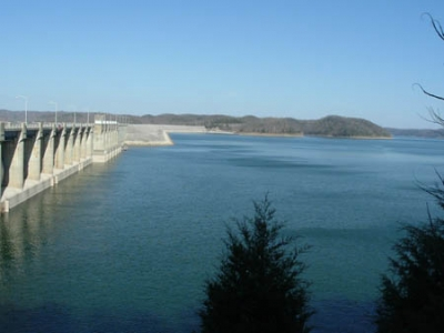 Lake Cumberland: Largest man-made lake east of the Mississippi River
