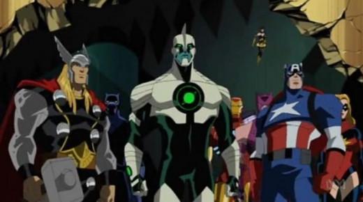 The Avengers-Captain Marvel-Mar-Vell