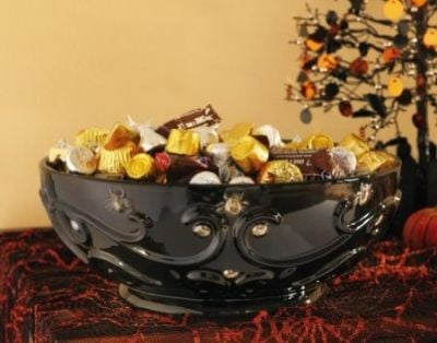 Creepy bowl for your treats (click for info)