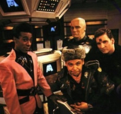 Five Reason Why Red Dwarf is My Favorite