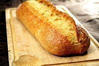 Quick Focaccia Slice Bread Diagonally into Slices Top and Bake 5-10 minutes