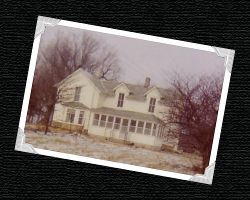 The early Homeplace Farmhouse