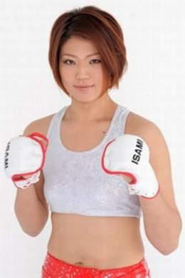Hiroko Yamanaka - female mma - pro mma