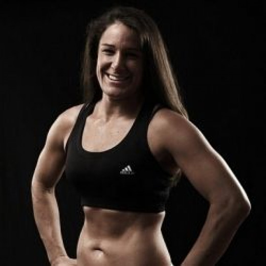 Tara LaRosa - mma female fighters - mma fighter