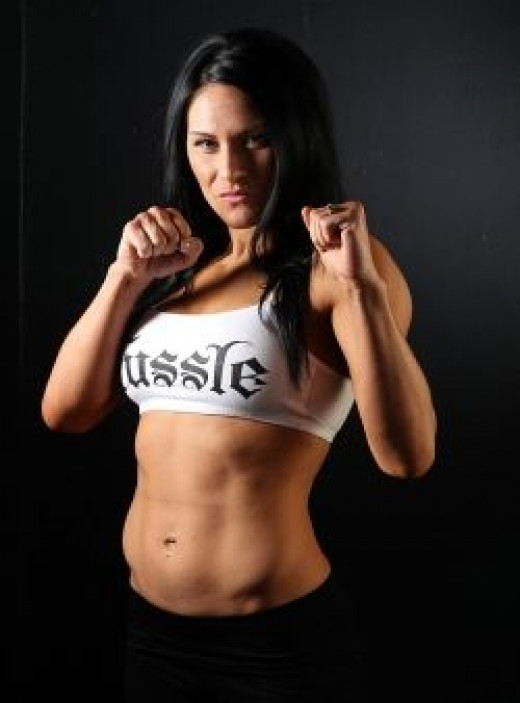 Cat Zingano - top mma fighters - mma women