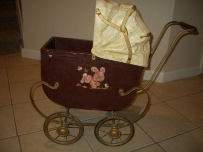 Little Mother's Helper DOLL Carriage