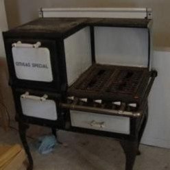 Vintage-What's Cooking with Vintage Collectibles Stoves