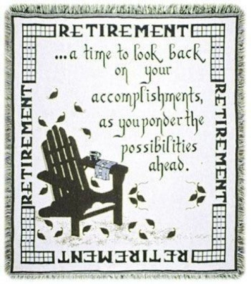 72 Retirement Sayings for Cards