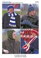 UK Football Scarf Knitting Patterns