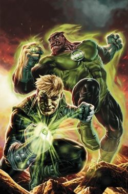 Guy Gardner and Kilowog