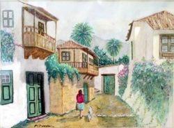 Village Spain