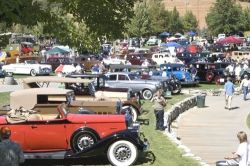 Ironstone Concours d'Elegance