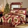 Christmas Holiday Bedding When a Tree Just Isn't Enough!