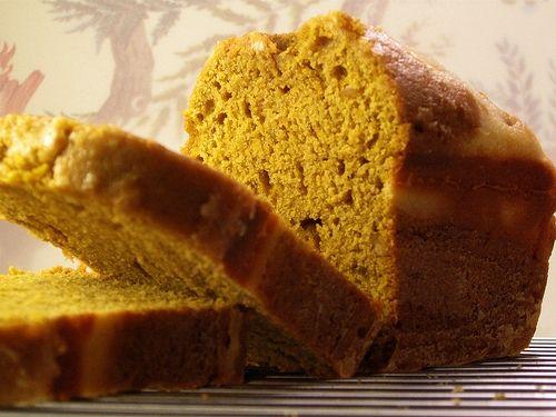Delicious Holiday Pumpkin Bread