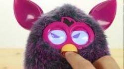 Feeding Your Pink Furby