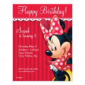 Minnie Mouse Birthday Party Favors and Supplies