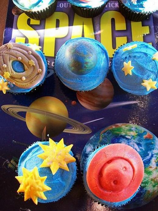 3d solar system birthday cake - photo #8