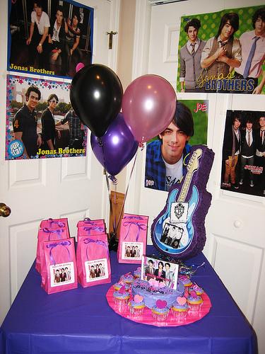 Jonas Brothers Party