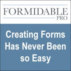 Formidable Pro Wordpress Plugin