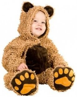 Teddy Bear Baby Costumes