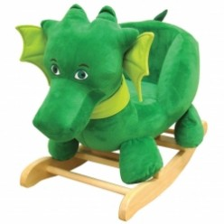 Puff, The Magic Dragon Toys