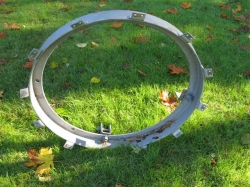 Water wheel ring
