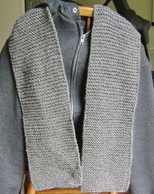 Simple Scarf (Book 1)