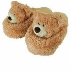 Funny Bear Slippers