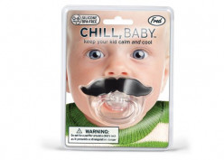 Fred Chill Baby Mustache Pacifier