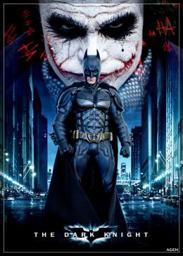 Batman and The Joker