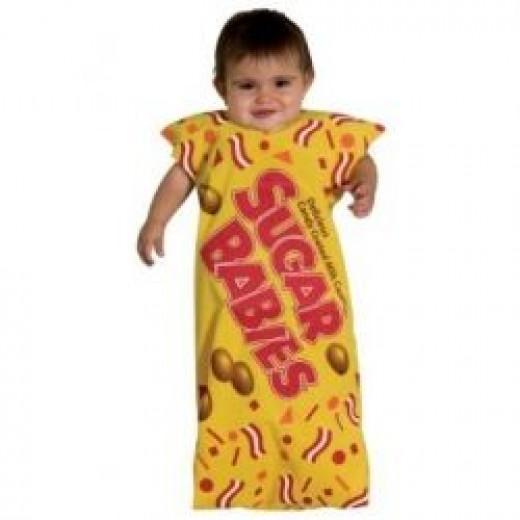 Original Little Sugar Babies Costume