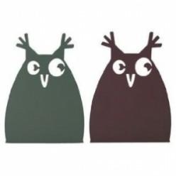 Decorative Owl Bookends
