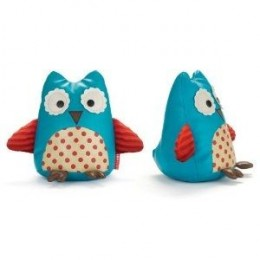 Skip Hop Set of 2 Zoo Bookends - Owl