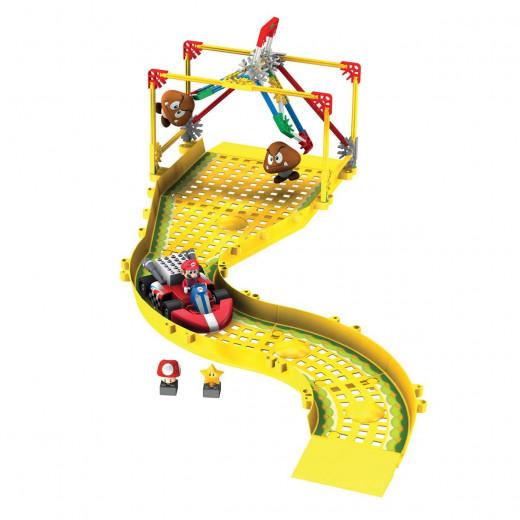 Nintendo Mario Circuit: Mario vs The Goombas Building Set