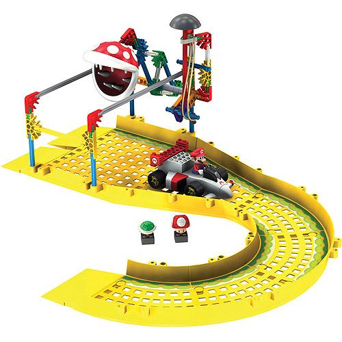 Wii KNEX Building Set #38468 Mario vs Piranha Plant