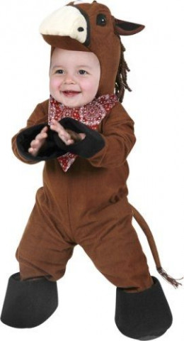 Baby Horse Halloween Costume (Size: 12-18 Months)