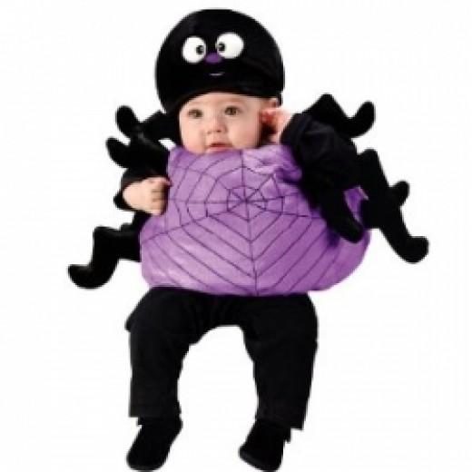 Spider Infant Newborn Baby Bug Costume
