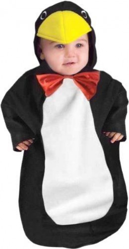Baby Penguin Bunting Costume