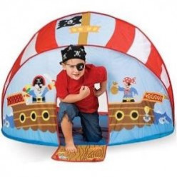 Pirate Play Tents & Indoor Forts