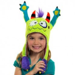 Flipeez Funny Moving Kids Hats