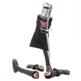 Toy Vault Black Knight Plush Toy