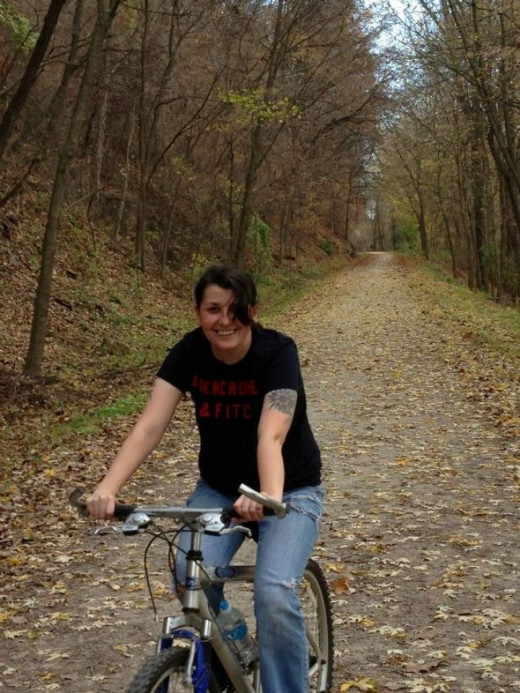 Katy Trail in Mo.
