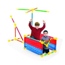 Toobeez 57 Piece Helicopter Kit