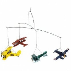 Authentic Models Decorative Mobiles