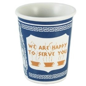 Exceptionlab Inc. 10-Ounce Ceramic Cup