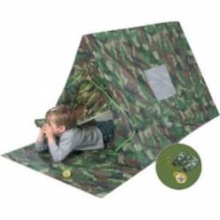 Kids Camo Play Tents & Indoor Forts