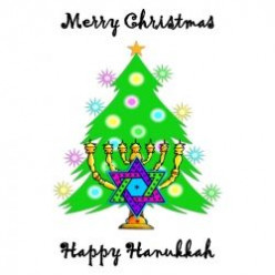 Christmas Hanukkah Interfaith Family Holidays
