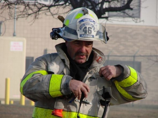 Incident Command Fire Chiefs