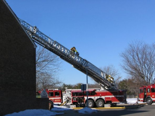Fire Trucks and Safety
