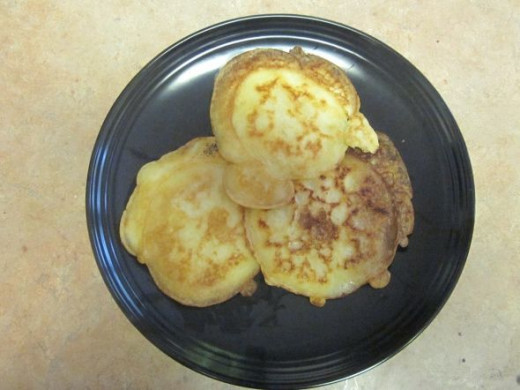 Nutrisystem Pancakes